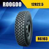 Alta qualidade todo o pneumático radial de aço do caminhão (12R22.5)