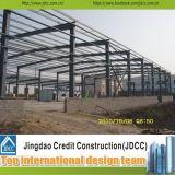 Buena calidad ISO 9001 Naves de acero Almacén