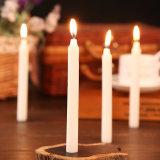 بينيّة [أونسنتد] فتيل وعصا جعل شمعة جانبا بارافين شمع