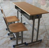 Lb-Zyz001 School Desk e Chair com Good Quality
