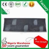 나이지리아 창고 돌 도와 지붕널 지붕용 자재 건축재료 무료 샘플