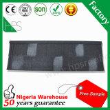Aperçu gratuit de matériau de construction de matériau de toiture de bardeau de tuile de pierre d'entrepôt du Nigéria