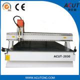 Ranurador de madera Acut-2030 del CNC del corte de los muebles de /3D de la máquina de grabado de madera del CNC