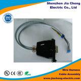 Cable de cobre automotor del harness de cableado del conector