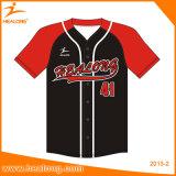 Healong progetta il baseball per il cliente autentico Jersey dell'annata di Digitahi