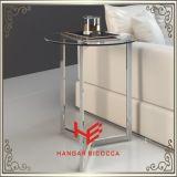 コーヒーテーブル(RS161302)の茶表のコーナー表のステンレス鋼の家具のホーム家具のホテルの家具の現代家具表のコンソールテーブルの側面表