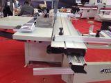 O painel de madeira da estaca viu a máquina com a tabela de deslizamento de 3000 milímetros