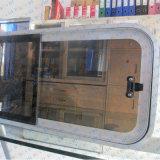 Yacht-/kleines Boots-kundenspezifisches Aluminiumlegierung-schiebendes Fenster