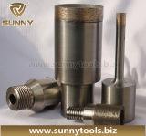 morceau de foret de perforation rectangulaire en métal de diamant de 250mm à vendre