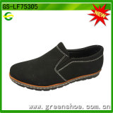 2016 tout le Black Style Shoes pour Children (GS-LF75305)
