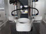 Cnc-hölzerner Prägestich, der Maschine mit Selbsthilfsmittel-Wechsler schnitzt (ATC)