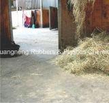 يوسّد حيوانيّ حصائر بقرة/حصان حجر السّامة تحمير [أنتيفتيغ] مطّاطة حصان حجر السّامة إصطبل حصيرة
