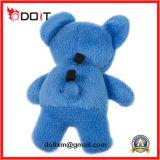 선전용 장난감 곰 파란 Bowtie Keychain 장난감 곰