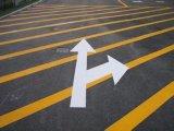道のマーキングおよび安全のための反射マイクロガラス玉