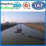 汚染水の浚渫のための浚渫機械