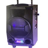 Горячий продавая диктор PA 8 дюймов с беспроволочным микрофоном