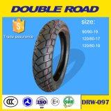 Neumático chino 90.90.19 de la motocicleta del precio del distribuidor autorizado del camino del doble de la marca de fábrica de Wholesal