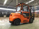 Empilhadeira 디젤 택시를 가진 3 톤 디젤 엔진 포크리프트