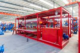 Máquina automática 800series de la prensa de filtro de la bandeja del goteo de Dazhang