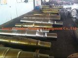 造られたシャフト、造られた鋼鉄シャフト42CrMoの造られた鋼鉄ローラー