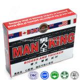 Píldoras del realce de rey Herbal Sex Medicine Male del hombre
