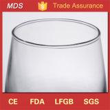 Het duidelijke Oude Stemless Wijnglas van het Glas van de Wijn van de Troep voor Gift