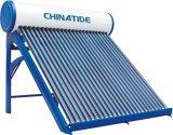 Solar bajo Water Heater con Uno Pipe Inlet&Outlet (producto de CT-NP02, de Economical y de Stable)