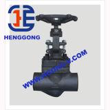A105 Klep van de Bol van de Hoge druk API/DIN de Industriële Gesmede