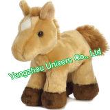 Cheval mou de jouet de peluche de poney de peluche de cadeau de la CE