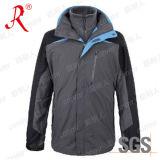Водоустойчивая и Breathable куртка лыжи зимы (QF-6043)