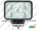 CE RoHS Hot Sale 50W DEL Truck Light Car Light DEL Work Light pour Forklift hors de Road Nsl-5005-50W