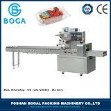 Preço fresco semiautomático da máquina de embalagem da morango da elevada precisão