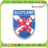 Andenken-Förderung-Geschenke PVC-Kühlraum-Magnet-Karikatur Vereinigtes Königreich (RC-UK)