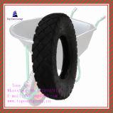 250-4 300-4 300-8 400-8를 가진 최고 질 외바퀴 손수레 타이어