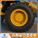 Große Baugeräte 3 Tonnen-Rad-Ladevorrichtung mit Ersatzteil