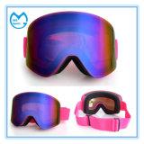 反霧の規定レンズが付いている紫外線スキー用マスクのスノーボードのゴーグル