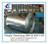 ASTM A653 Dx51d regelmäßiger Flitter-heißer eingetauchter galvanisierter Stahlring