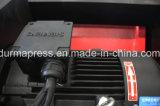 Hydraulischer scherender Blatt-metallschneidender Maschinen-Preis CNC-QC12y-6*3200