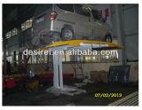 Sola elevación auto del coche del vehículo del coche de poste