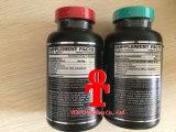 Alimento salutare grasso di dimagramento eccellente di perdita di peso del concentrato del nero di Lipo 6 delle capsule nere di Nutrex Resarch 60 ultra