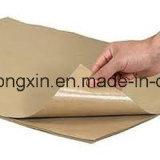 Document van Kraftpapier van de Rang van het voedsel PE Met een laag bedekte voor de Verpakking van het Voedsel