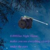 2g人間600tvl HD 0.0001luxの夜間視界の黒の白い世界の最も小さい隠されたビデオ・カメラ(9.5 X10 X10.5mm)