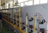 De Lopende band /Industrial die van het Brood van Lavash De Oven van de Tunnel bakken