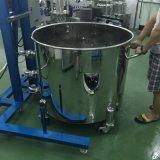 Máquina de mistura pneumática do misturador do laboratório
