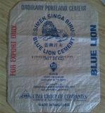 Sacchetto tessuto pp di alta qualità per il detersivo impaccante del sacchetto della polvere chimica