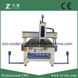 Grabado de la carpintería del ranurador del CNC y cortadora