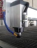 Cnc-hölzerne Entlastungs-Maschine mit 4 8 10 Köpfen