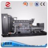 600kw/750kVA dieselmotor die het Vastgestelde Stille Type van Merk van China produceren