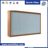Высокая эффективность Глубок-Плиссирует фильтр для воздуха