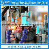 Laser geschweißter Bohrmeißel für Keramikziegel